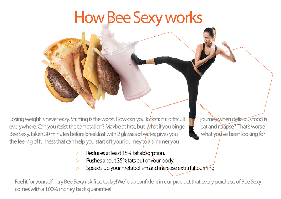 How bee sexy works